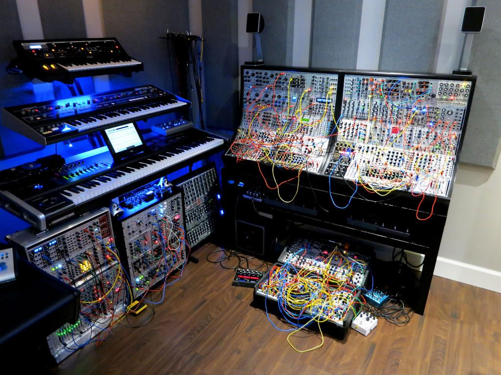Richard Devine's Home Studio Rig