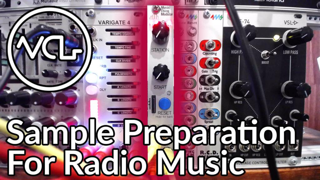 radiomusicsampleprep